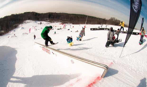 8 лучших мест России для горнолыжного отдыха