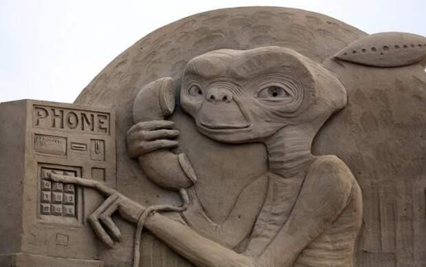 wpid festival pesochnoy skul ptury v anglii i 31 Фестиваль песочной скульптуры в Англии