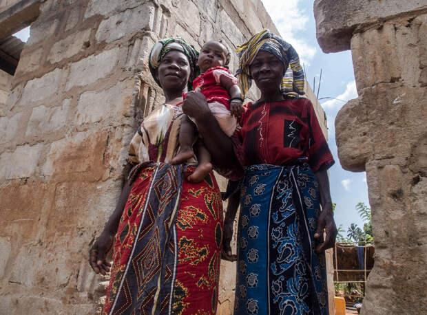 Колоритные жители Занзибара. (Georgie Pauwels)