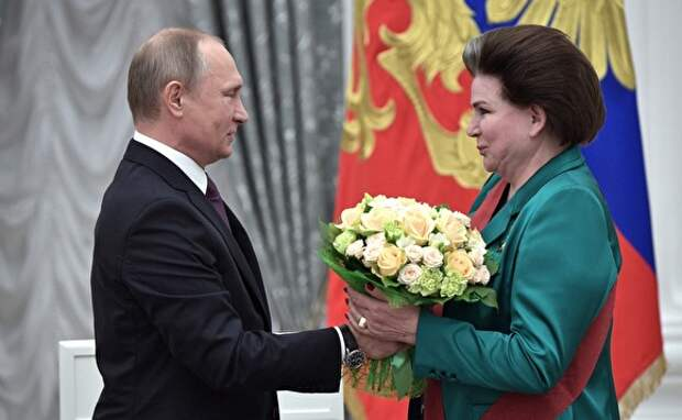 Терешкова заявила, что критики ее поправки «не любят страну»