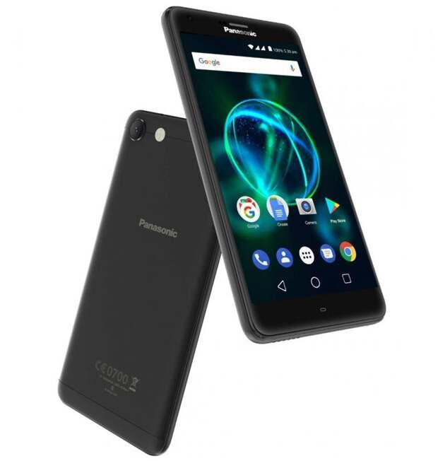 Смартфон Panasonic P55 Max получил аккумулятор ёмкостью 5000 мА·ч