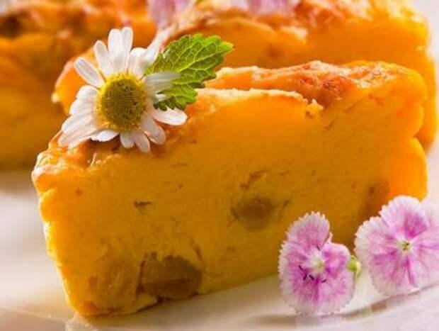 Оранжевые десерты. Что можно приготовить из тыквы