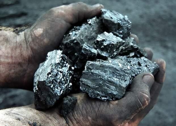 Украина сократила добычу угля относительно февраля 2014 года на 60%