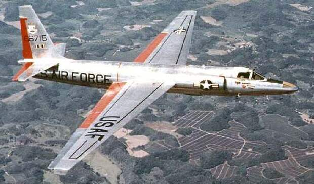 На фотографии - прототип U-2А