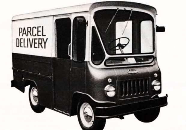 Джип-фургон Jeep FJ Fleetvan.