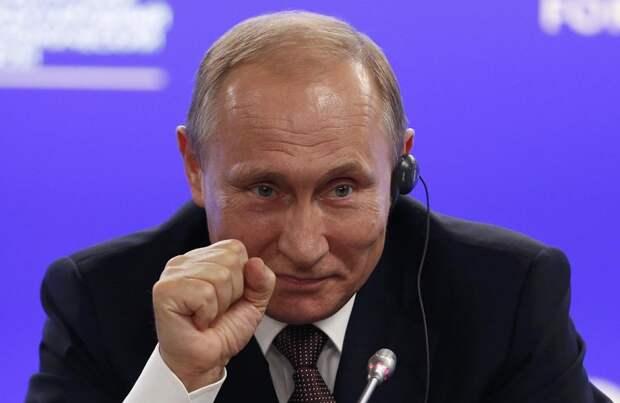 Как Путин разорил США