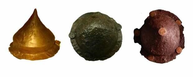 Славяне VI—VIII веков. Со щитом?