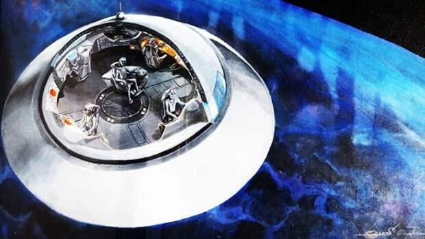 НЛО: ядерное оружие как приманка и гипотеза системы управления человечеством