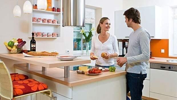 ТОП 10 простых советов для чистоты и порядка на кухне
