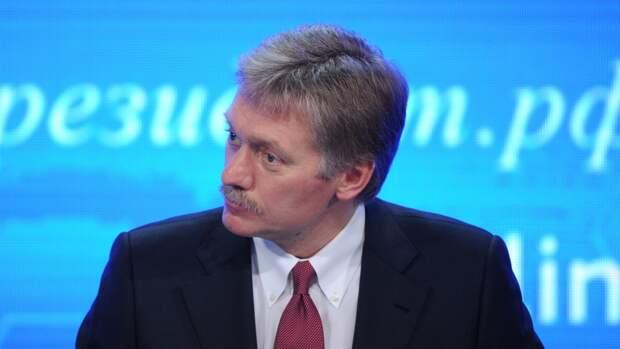 Песков подтвердил участие Путина в голосовании на думских выборах