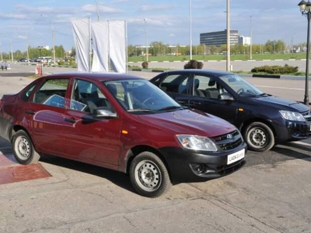 В 2014 году треть автомобилей Lada приобрели в кредит
