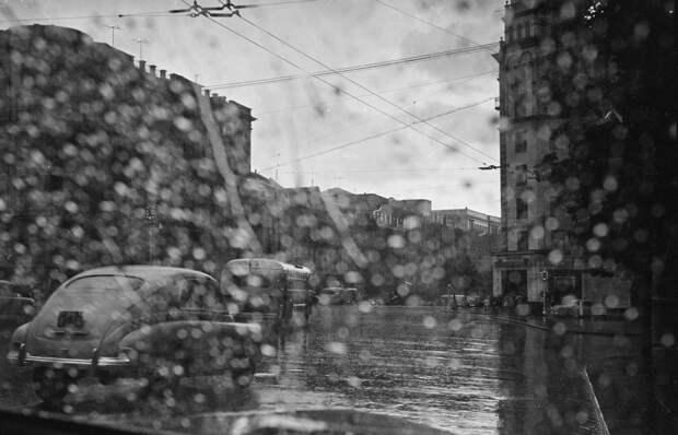 Московские дожди