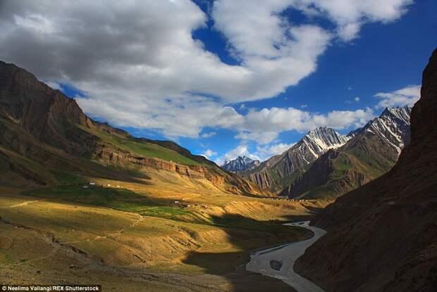 Пейзажи Индии