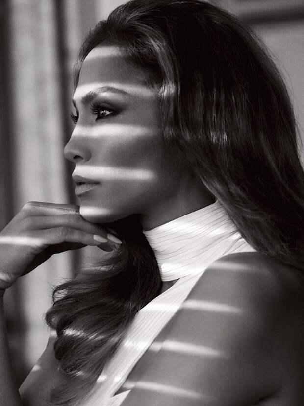 Дженнифер Лопес (Jennifer Lopez) в фотосессии Ткзема Йесте (Txema Yeste) для журнала ELLE UK (октябрь 2014), фото 8