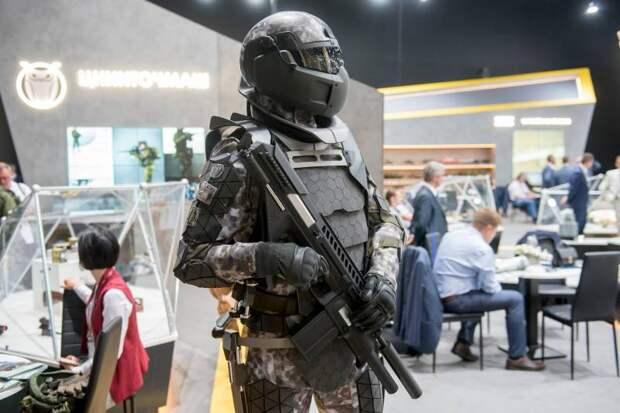 Современные общевойсковые бронежилеты российской армии