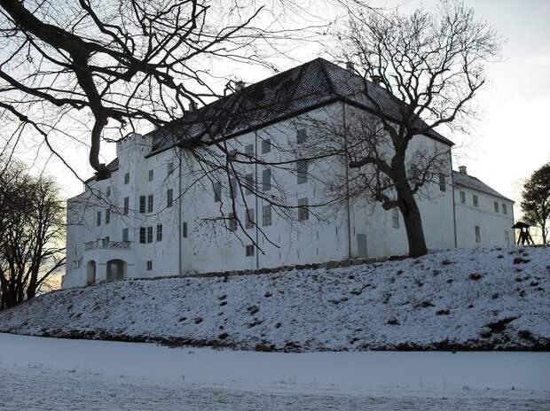 Замок Драгсхолм, Дания история, мистика