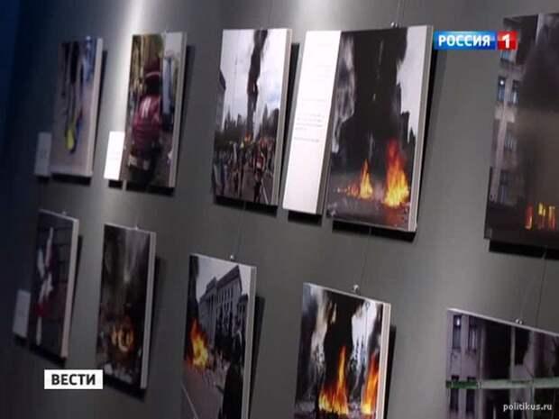 В Мадриде открылась выставка с хроникой одесской трагедии