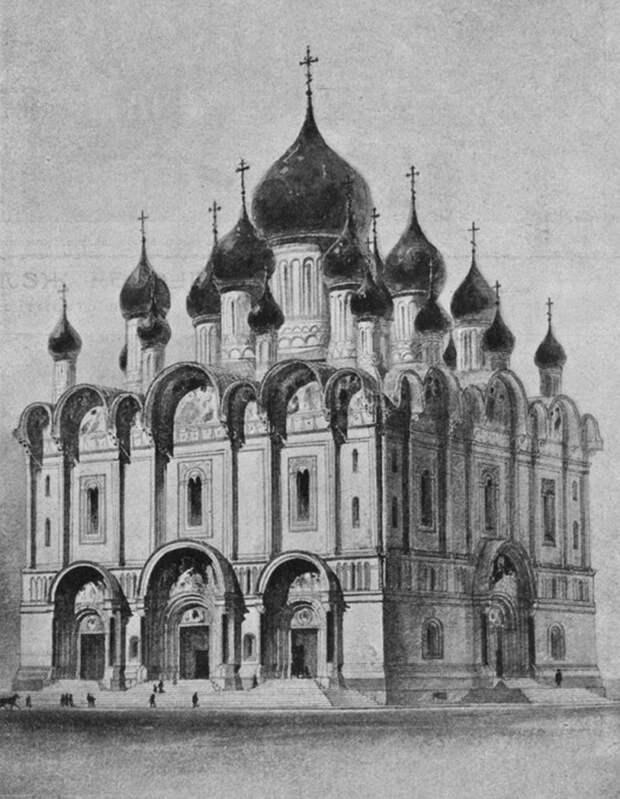 10 прекрасных церквей Москвы, уничтоженных в советское время