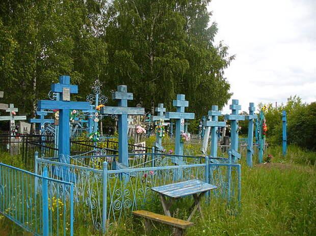 «Похороните меня стоя» Забытые тайны мордовских погостов