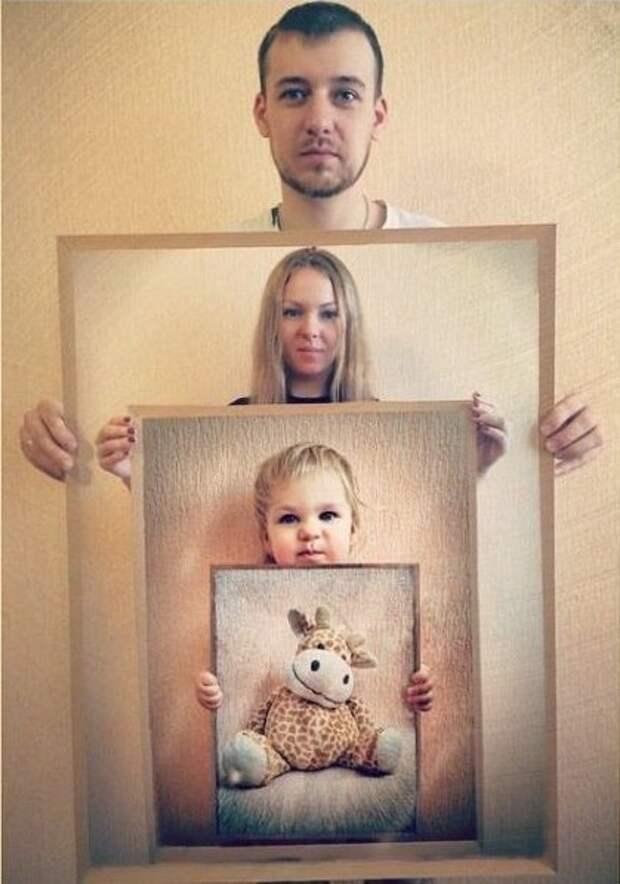 Идея семейного портрета