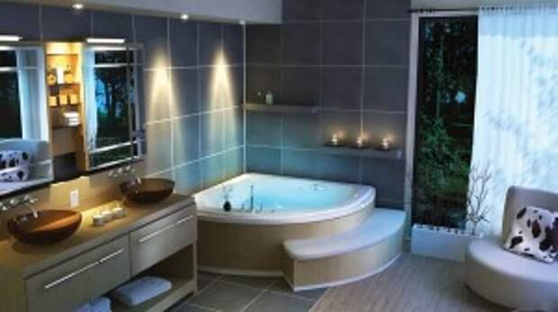 Чтобы ванная была совершенной