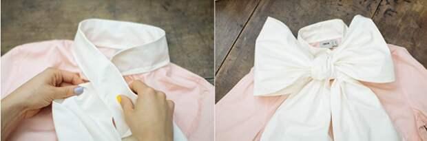 Переделка блузки (Diy)