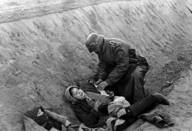 Гуманность во время войны