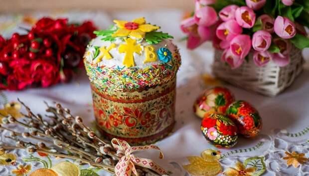 Брынцалов пожелал жителям Подмосковья благодати и душевного просветления на Пасху