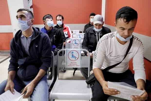 Мигранты попросили ввести для россиян карты с чипами о дактилоскопии