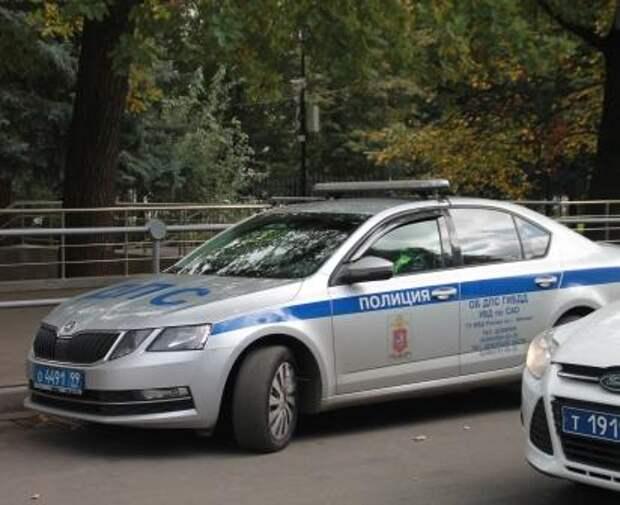 Полицейские Северного округа Москвы провели профилактическое мероприятие «Нетрезвый водитель»