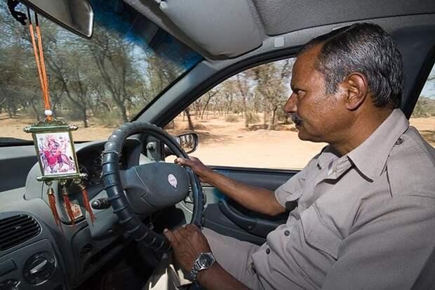 5. Индийцы автопутешествие, водители