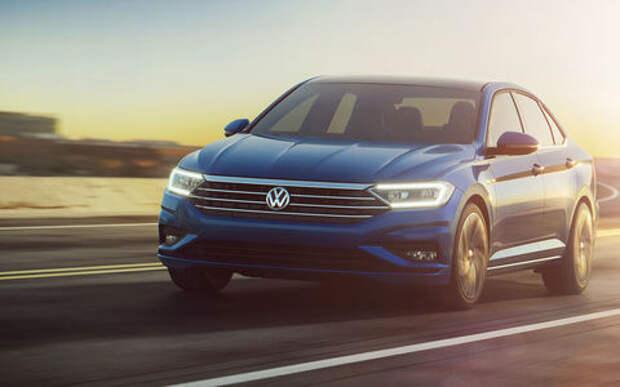Новая VW Jetta все же появится в России. Но придется подождать