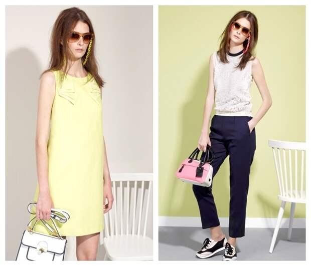 Что модно весной и летом 2015 для девушек