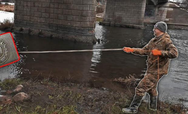 Находки из затопленного села. Металлоискателем протралили деревню, которую полготила вода