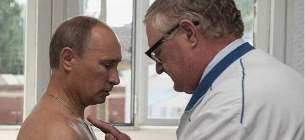 Александр Росляков. Почему Путин – это не доктор, а болезнь?