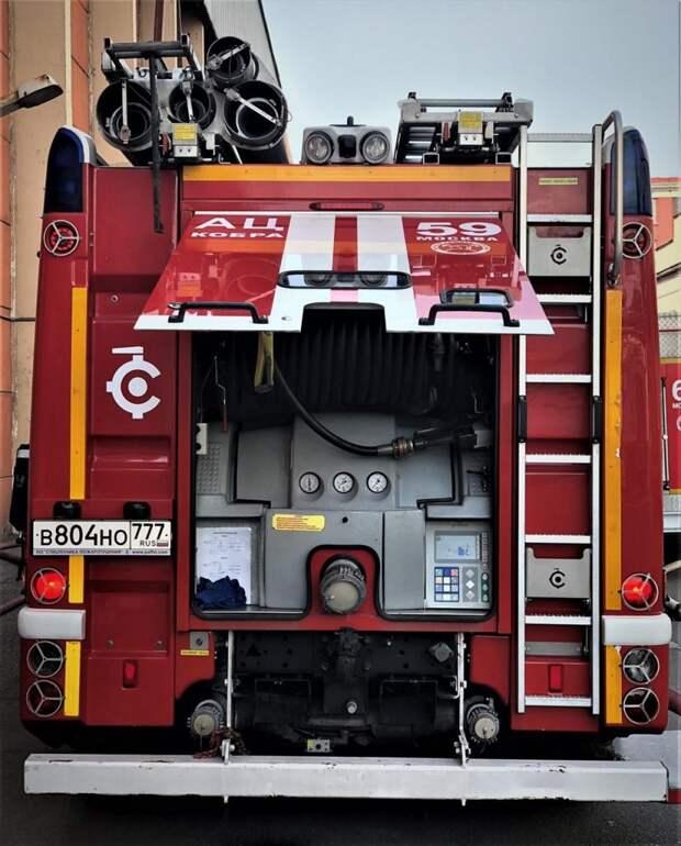 Стать причиной пожара в домах Лианозова может даже холодильник или самокат