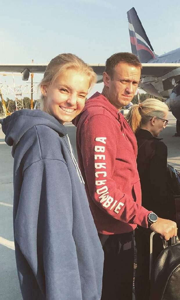 Зачем Навальный на самом деле поехал в США?