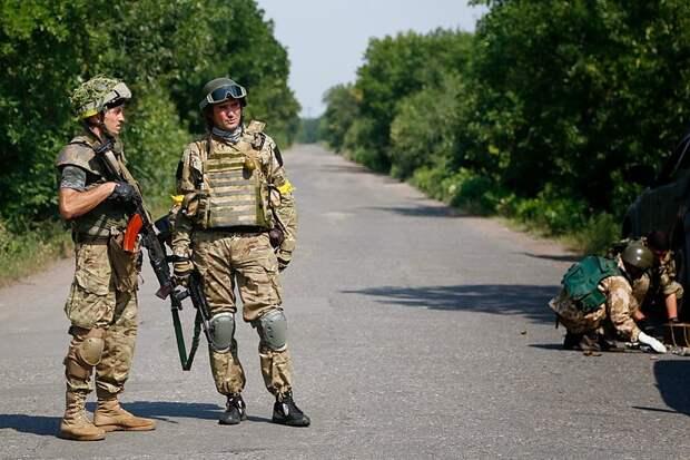 Киев согласился обменяться пленными в Донбассе