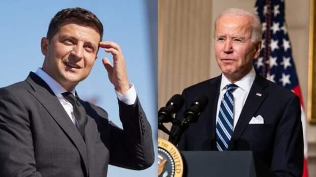 Кедми обнаружил неожиданную причину звонка Байдена в Киев