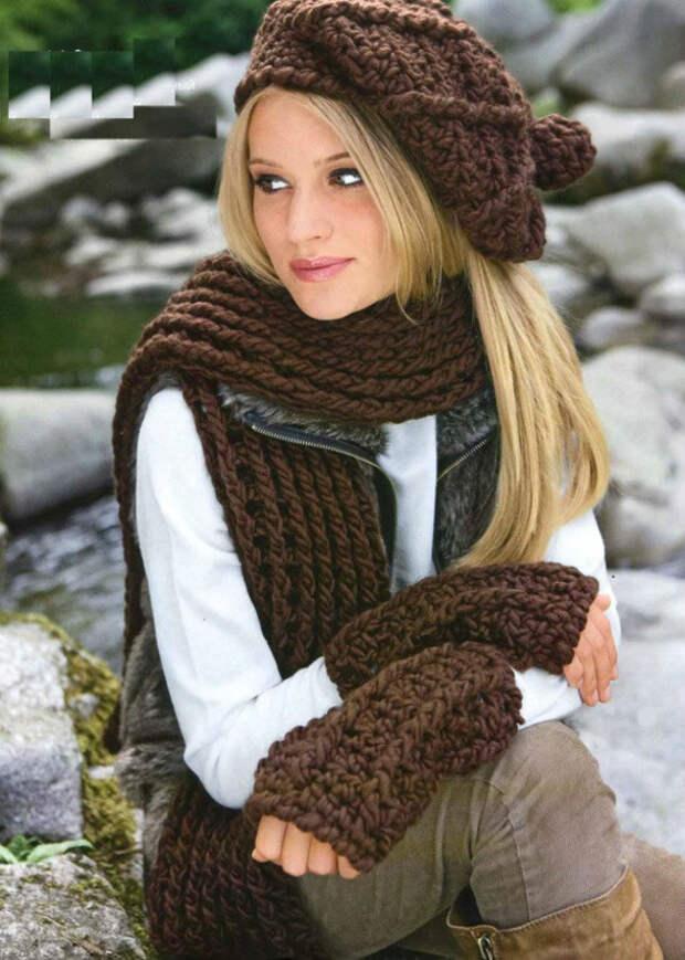 Готовимся к яркой зиме: безграничный и увлекательный мир вязаных шапок