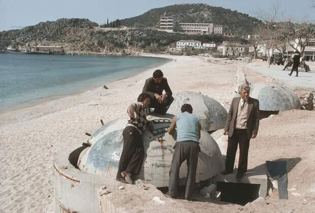 1990 Albania Himara by Martin Parr.jpg