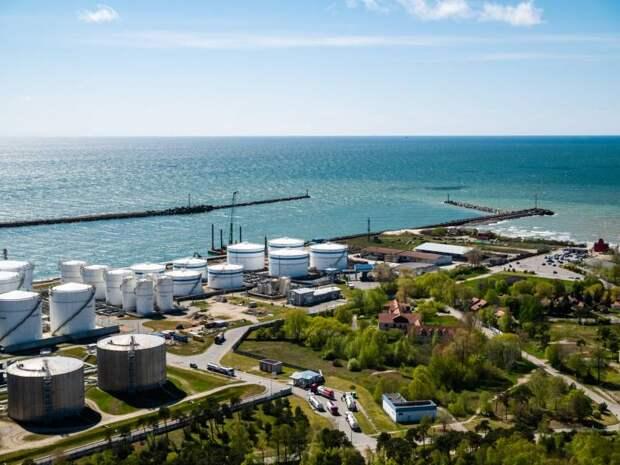 О последствиях анонсированного отказа Беларуси от транзита грузов через литовский порт Клайпеда