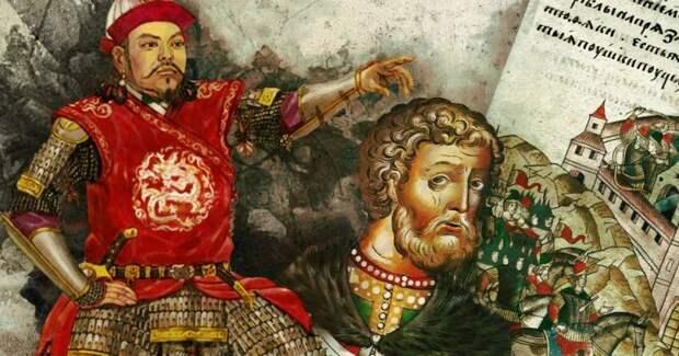 Ярлык хана Токтамыша польскому королю Владиславу II Ягайлу 1393 года.