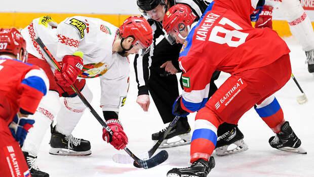 Россия обыграла Белоруссию вматче Еврочелленджа