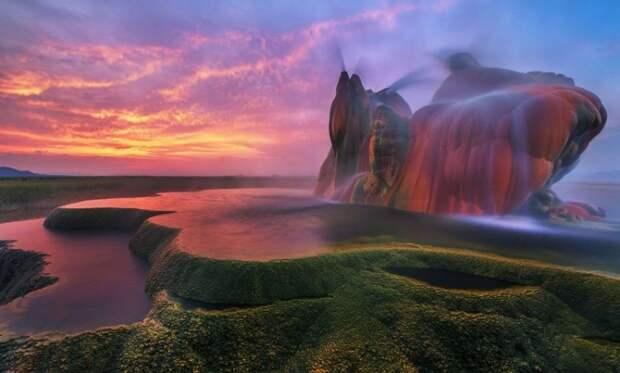 Сказочные фотографии удивительной природы