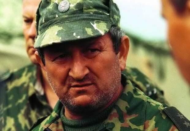 Генерал Трошев: как погиб героей чеченской войны