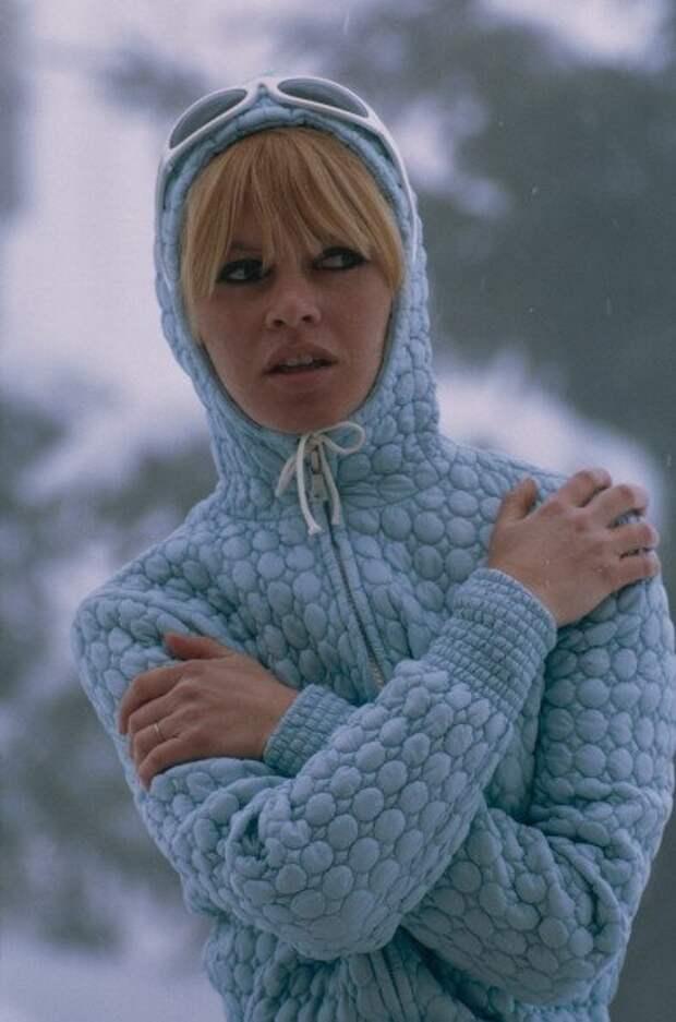 Зимняя Брижит Бардо