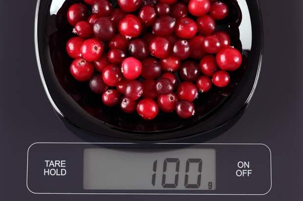 таблица мер весов продуктов