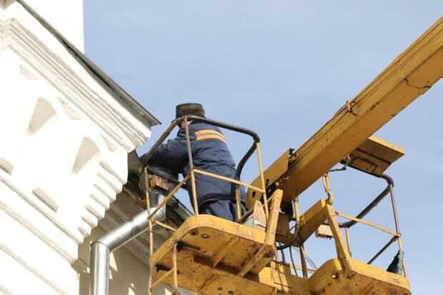 Стало известно, сколько крыш и фасадов домов отремонтируют в Нижнем Новгороде к 800-летию