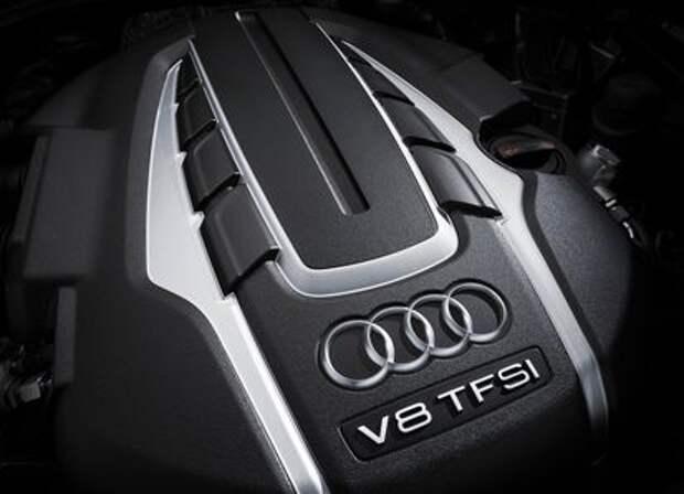 Двигатели Audi V8 уходят на покой